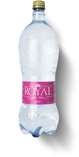 Royal Baby Mineral Water